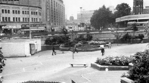 Bearpit, 1973 Bristol Post
